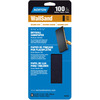 Norton 100-Grit 4-3/16-in W x 11-1/4-in L Sanding Sheet Sandpaper