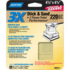 Norton 4-Pack 220-Grit Sheet Sandpaper