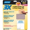 Norton 4-Pack 100-Grit 9.7-in W x 11.7-in L Sheet Sandpaper