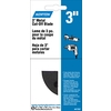 Norton 5-Pack 36-Grit 3-in W x 6.5-in L Cut Off Blade Sandpaper