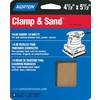 Norton 6-Pack 100-Grit 5.3-in W x 6.5-in L Sheet Sandpaper
