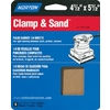 Norton 6-Pack 60-Grit 5.3-in W x 6.5-in L Sheet Sandpaper