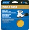 Norton 5-Pack 40-Grit 5.8-in W x 6.2-in L Disc Sandpaper