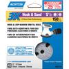 Norton 40-Pack W x L 150-Grit Commercial Disc Sandpaper