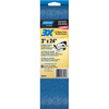 Norton 3-Pack Multi Grade Belt Sandpaper