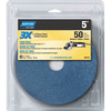 Norton 3-Pack 50-Grit Disc Sandpaper