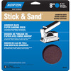 Norton 3-Pack Multi-Grade 8.75-in W x 10-in L Disc Sandpaper