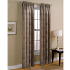 Style Selections Raja 84-in L Multi Rod Pocket Window Curtain Panel