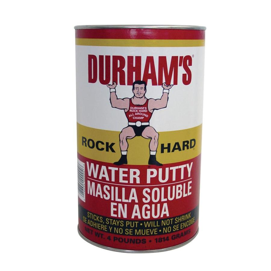 shop durham 39 s 64 oz water putty at