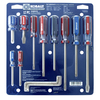Kobalt 12-Piece Screwdriver Set with Plastic Handles