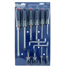 Kobalt 12-Piece Screwdriver Set with Rubber Handles