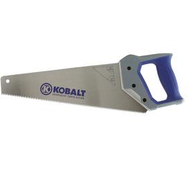 Kobalt 15-in Handsaw with Bimold Grip