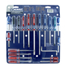 Kobalt 20-Piece Screwdriver Set with Plastic Handles