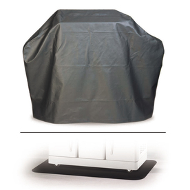 Mr. Bar-B-Q Polyester 68-in Grill Cover
