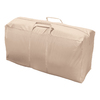 elemental Taupe Cushions Cover