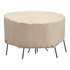 elemental Taupe Bistro Set Cover