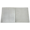 Mr. Bar-B-Q Stainless Steel Grill Sheet