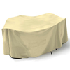 Mr. Bar-B-Q Taupe Dining Set Cover