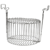 Mr. Bar-B-Q 10-in Steel Fryer Basket