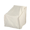 allen + roth Tan Conversation Chair Cover