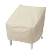 Garden Treasures Tan Conversation Chair Cover