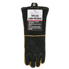 Mr. Bar-B-Q 2-Pack Black Leather Flame Retardant Grill Glove(s)