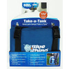 Blue Rhino 1.65 x 10.24 x 13.15 Polyester and Polyethylene Propane Carrier