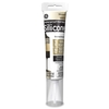GE White Paintable Silicone Window and Door Caulk