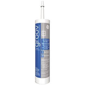 GE 9-oz White Paintable Specialty Window and Door Caulk