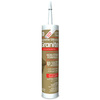 GE 10.1-oz Clear Paintable Silicone Kitchen and Bathroom Caulk