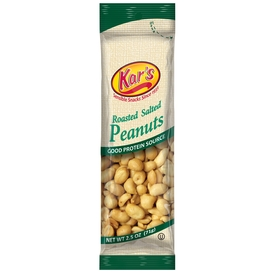 Kar's 2.5-oz Roasted Salted Peanuts