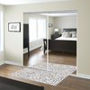 ReliaBilt Mirror/Panel Mirror Sliding Closet Interior Door (Common: 96-in x 80-in; Actual: 96-in x 80-in)