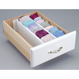 Dial Spring Loaded Drawer Organizer Set