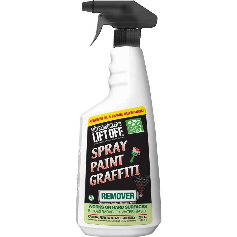 shop motsenbocker 39 s lift off 4 spray paint graffiti remover 22 oz at. Black Bedroom Furniture Sets. Home Design Ideas