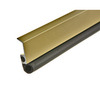 Frost King 1-1/2-in x 17-ft Gold Metal/Vinyl Door Weatherstrip