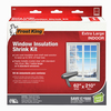 Frost King 62-in x 17.5-ft Clear Poly Window Weatherstrip
