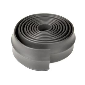Frost King 2-1/4-in x 9-ft Black Perm Garage Weatherstrip