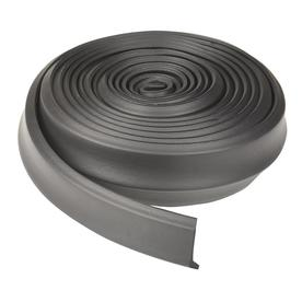 Frost King 2-1/4-in x 16-ft Black Vinyl Garage Weatherstrip