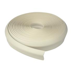 Frost King 12-7/8-in x 30-ft White Vinyl Garage Weatherstrip