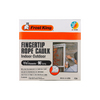 Frost King 0.1875-in x 90-ft Gray Rope Caulk Window Weatherstrip