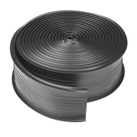 Frost King 2.75-in x 18-ft Black Vinyl Garage Weatherstrip