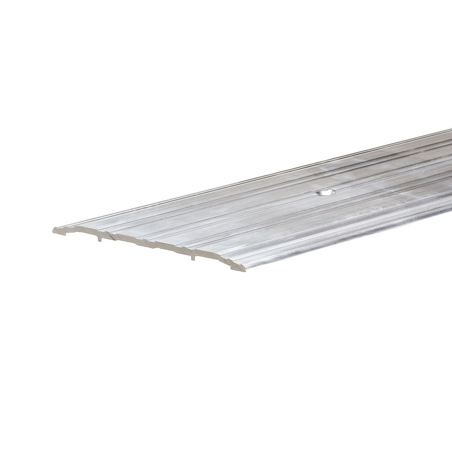 frost king 5 x 1 4 x 36 silver aluminum door threshold at