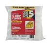 Frost King 5-Pack Plastic Drop Cloths (Common: 9-ft x 12-ft; Actual 9-ft x 12-ft)