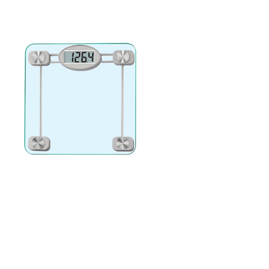 Shop Taylor Glass Digital Bathroom Scale At