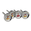 Taylor 4-Pack Leave-In Grilling Thermometers