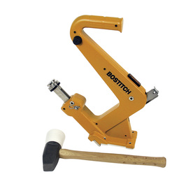 STANLEY-BOSTITCH Manual Flooring Cleat Nailer Kit