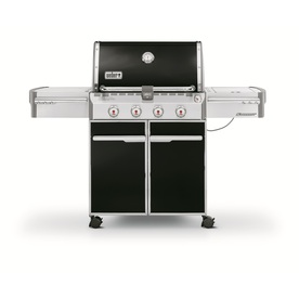 Weber Summit E-420 4-Burner Liquid Propane Gas Grill