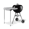 Weber Grey Thermoset Plastic Removable Work Table