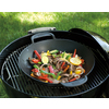 Weber Porcelain-Enameled Cast-Iron Non-Stick Grill Topper