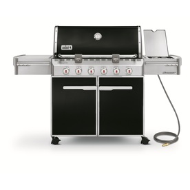 Weber Summit E-620 6-Burner Natural Gas Gas Grill
